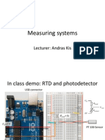 Chapter 1-Sensors and Conditioning Circuits
