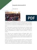 25-03-14 News Refuerza SSO Busqueda Intencionada de Tuberculosis