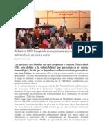 25-03-14 Oaxaca.me Refuerza SSO Busqueda Intencionada de Casos de Tuberculosis en Sierra Norte