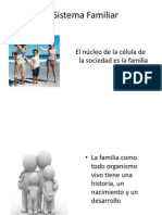 El Sistema Familiar Diap. Modulo IV