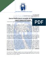 García Padilla ignora recogido de basura en casco urbano de Coamo