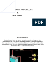 Electric Circuits and Wires