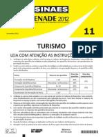 Enade2012 Turismo