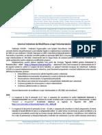 Istoricul Initiativei de Modificare a Legii Voluntariatului 2010 2013