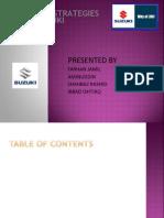 Management Project of Pak Suzuki of Pak Suzuki3231 Finals Print