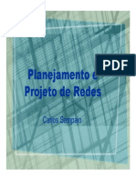 Planejamento Projeto Redes