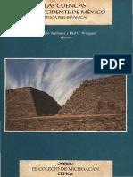 Las Cuencas Del Occidente de Mexico Epoqua Prehispanica