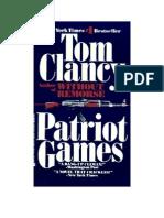 1987 Patriot Games