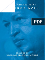 Libro Azul de Chávez