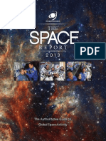 The Space Report 2013 Overview