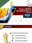 Tema 2. Mediul de Marketing