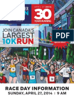 Sun Run 2014 Coupon Booklet