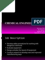 chemical engineering davionne polk