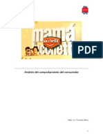 Analisis Comp Del Consumidor Mama Lucchetti