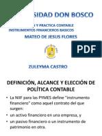 Niif 11 Instrumentos Financieros Basicos