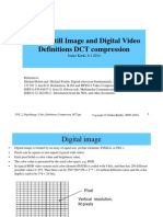 DVF 2 Digital Image Video Definitions