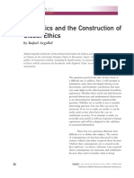 Argullol AsetheticsandConstructionofGlobal Ethics
