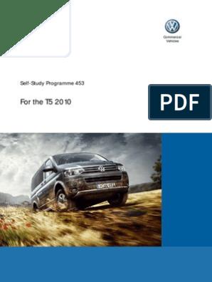 SSP453 for the T5 2010 | Transmission (Mechanics) | Diesel