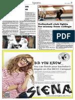 Sports News Story - MCCC - Katie Mullin