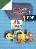 Matematica distractiva - Clasele 1-2