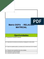 Matriz Dofa - Medical Sensation