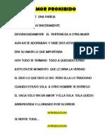 Letras Los Nobles 2