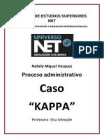 Caso Kappa