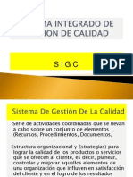 Sistema Integrado de Gestion de Calidad (2)