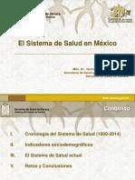 Presentacion Sist. Salud 26 Marzo 2014