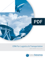 CRM for Logistics and Transportation