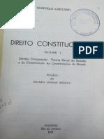 Marcelo Caetano Consituticiona p 68 e 199