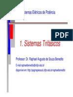 SEP 1 - Cap 1 Circuitos Trifasicos