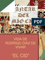 El Cantar del Mío Cid.ppt