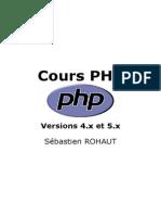 Cours PHP - Sébastien ROHAUT