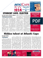 April Atlantic Cape Review