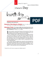 2nd Quarter 2014 Lesson 1 Laws in Christ's Day Teachers Edition