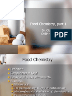 Food Chemistry Part 1