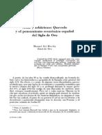 Pensamiento economico en España Crisis XVII