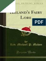 Irelands Fairy Lore 1000007346