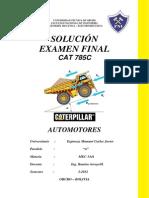Examen Final Autos Espinoza