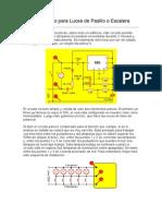 Automático para Luces de Pasillo o Escalera.doc