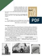 curriculum newsletter march