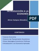 1.1 Introducción a la Economia