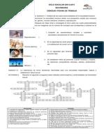 actividades para enlace ciencias 1 biología 4to bimestre 2014