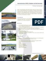 Geomembrana-HDPE