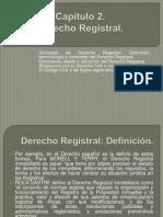 754412090.Derecho Registral, Capítulo 2, Concepto, terminología, etc.