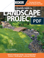 The Complete Guide to Landscape Projects