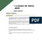 Acceder a Bases de Datos Usando ADO