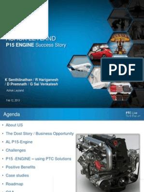 Ashok Leyland Engine Success Story | Belt (Mechanical) | Vehicles