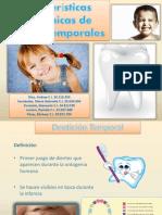 Denticion Temporal